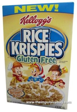 Kellogg's Rice Krispies Gluten Free