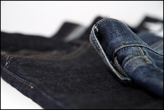 Tuukka13 - New Every Day Denim by Uniqlo T000 SKinny Tapered and Adidas Originals Denim Rekord 8 Bits Blue - 2
