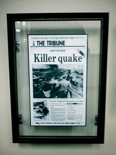 Killer quake