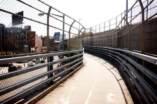 On to the Manhattan Bridge