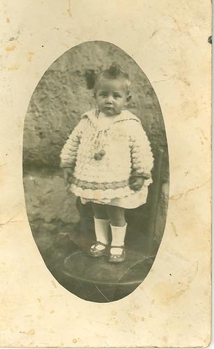 Mi abuela.