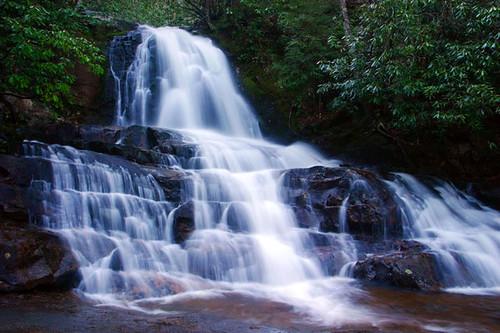 Laurel Falls By Someone Else