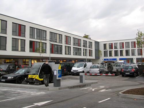 Parkplatz Neue Mitte Ingelheim