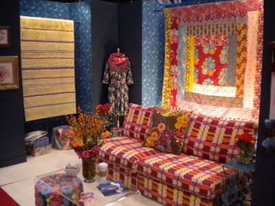 AMH's booth
