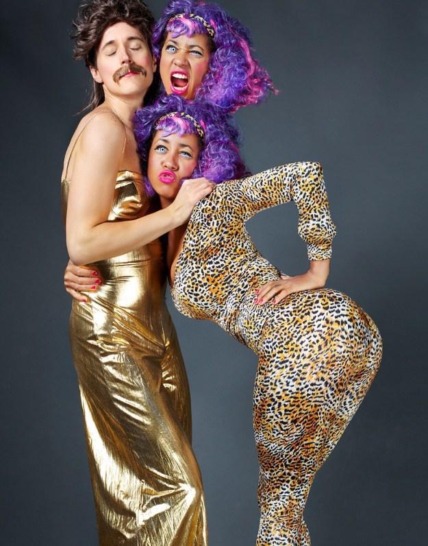 Frank & Nicki Minass