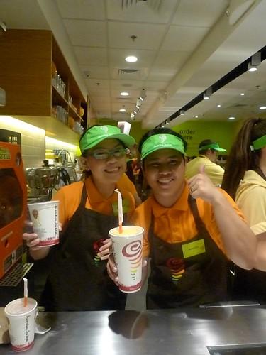 Jamba Juice Manila