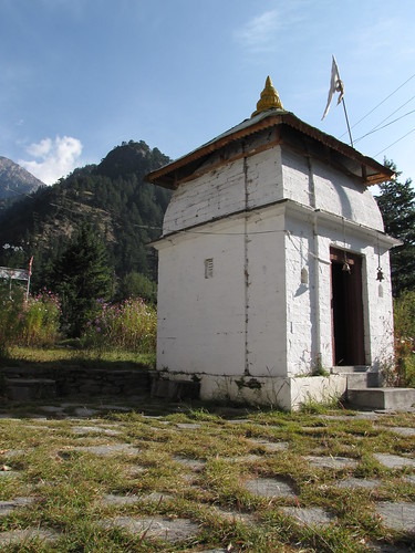 Lord Shiva Temple, Harsil