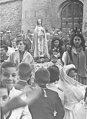Procesion del dia de la Ascension