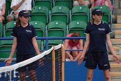 """Ball Girls • <a style=""""font-size:0.8em;"""" href=""""http://www.flickr.com/photos/59278968@N07/6325259533/"""" target=""""_blank"""">View on Flickr</a>"""