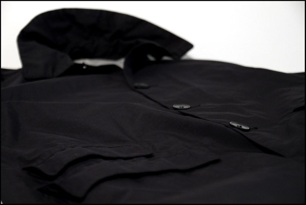 Tuukka13 - Winter Jackets 2011 - Sophnet Machintosh Jacket