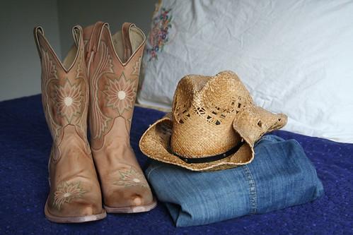 My new amazing boots