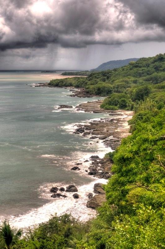 Montezuma, Costa Rica - HDR