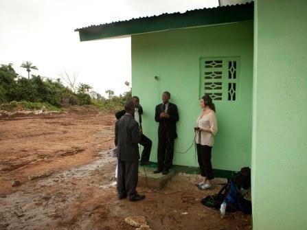 Behind the Scenes – Together-Liberia - Ken Harper