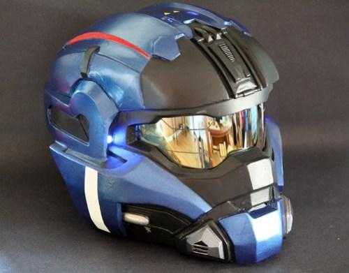 Carter-A259 Helmet (explored)