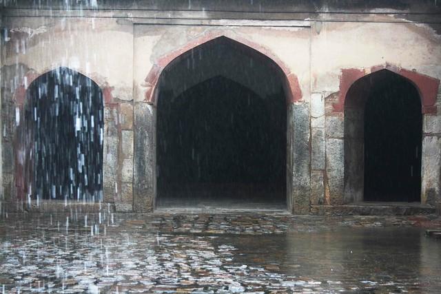 Monsoon Morning