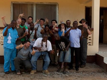 Together Liberia Project  - Rivercess Trip - Cestos