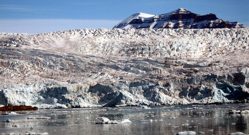 Nordenskiöld Glacier, Svalbard