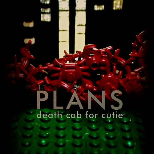 Death Cab for Cutie – Plans