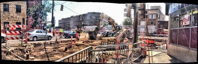 LRT Construction