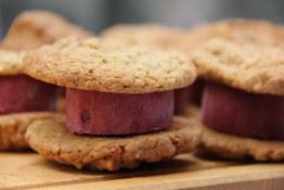 Ice Cream Sandwiches, Okanagan Feast of Fields