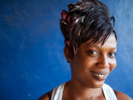 Faces – Together Liberia – Bruce Strong