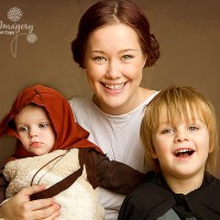 May the force be with you: Star Wars-themed family photos featuring Leia breastfeeding an Ewok