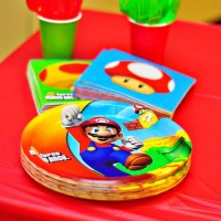How I Threw a Super Mario Bros. Birthday Party