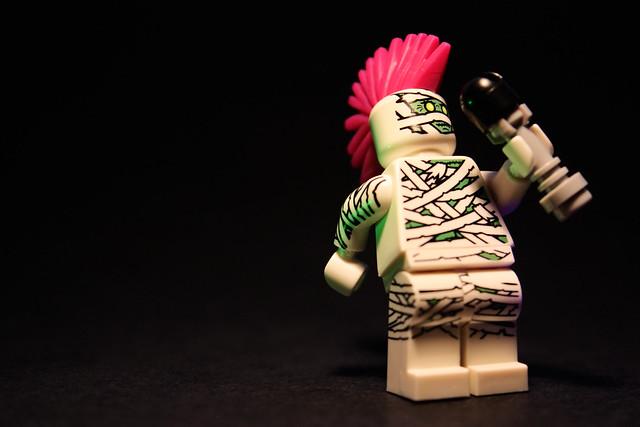 Vocals: Tutank Ramone