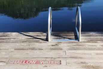 Dock detail