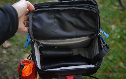 Friedel's New Handlebar Bag!