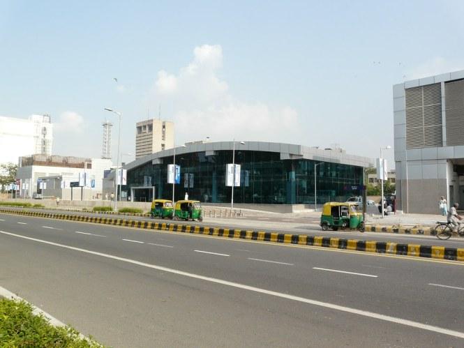 Shaviji Stadium Metro Station