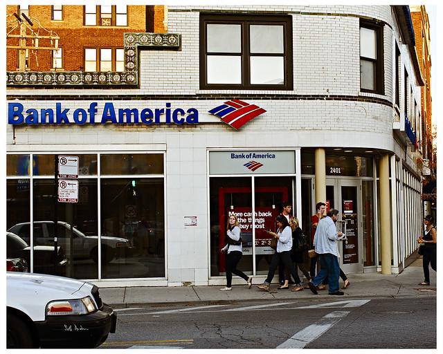 Bank of America - Kodachrome
