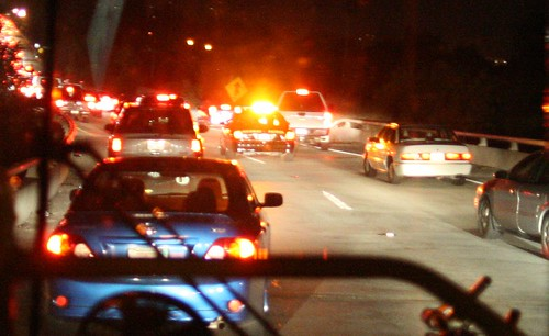 CHP lane splitting
