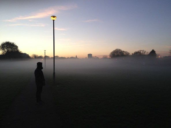 Haar on Leith Links