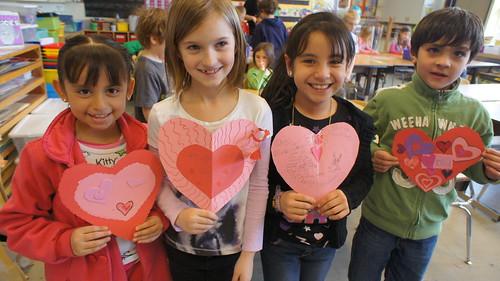 2nd Grade Valentines