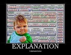 iDEMAND An Explanation - Debt Slave Baby Demands