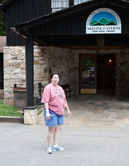 "Lauri at Skyline Caverns • <a style=""font-size:0.8em;"" href=""http://www.flickr.com/photos/54494252@N00/7332084492/"" target=""_blank"">View on Flickr</a>"