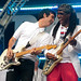 Chic with Johnny Marr at Park Life Festival, Manchester, England 09-06-2012