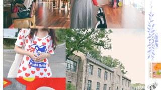 [穿搭] 在韓國與★Puchi Babie小鹿貝比小約會