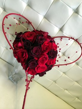 Red Roses - Shirley's Flowers & Gifts, Inc., in Rogers, Ark.