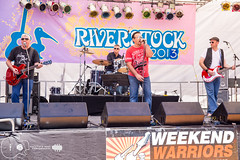 Riverstock 2013 - Bands