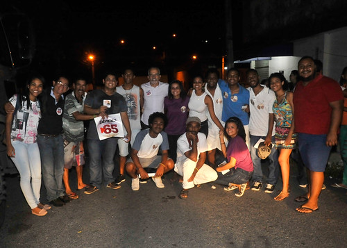 Mini #Carreata65 18 do Forte, C.Nova e Palestina 26/9