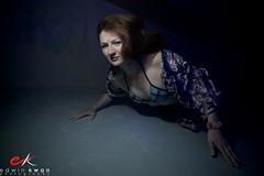 Mishka Underwater Fashion Shoot