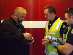 Brendan Arrest