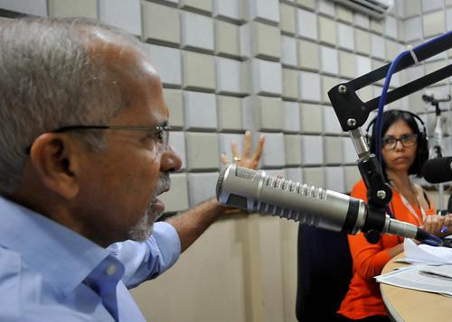 Entrevista Ilha FM 11/10