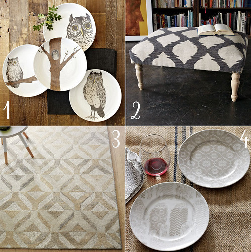 West Elm Wish List - 14 Favorite Things