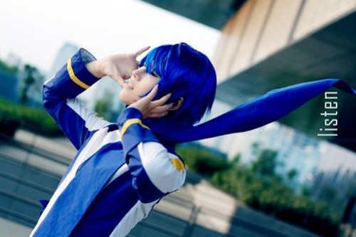 Vocaloid Kaito Shion Cosplay
