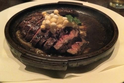 Sizzling Beef, Nobu