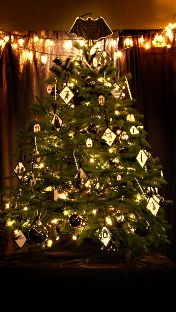 The whole tree!