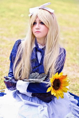 Hetalia Axis Powers Belarus Cosplay1